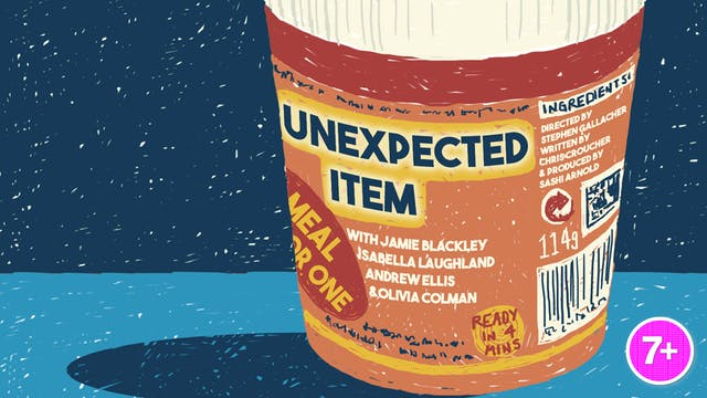 Unexpected Item (Olivia Colman)