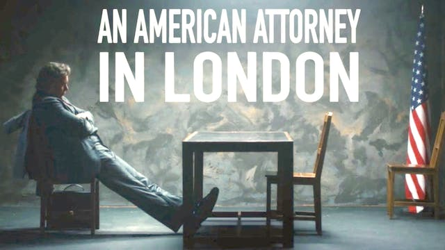 An American Attorney in London