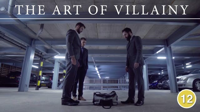 The Art Of Villainy | Fiat Panda Edition