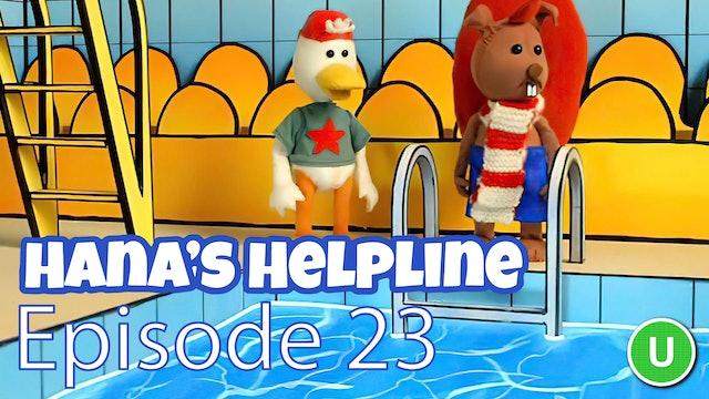 Hana's Helpline - Super-Squirrel (Part 23)