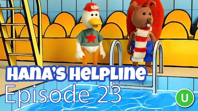 Hana's Helpline - Super-Squirrel (Par...