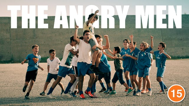 The Angry Men