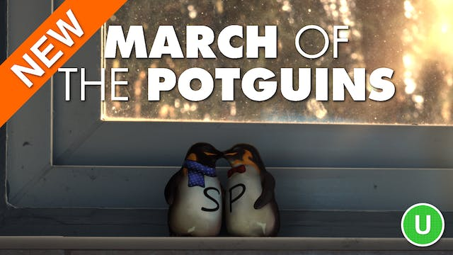 March of the Potguins