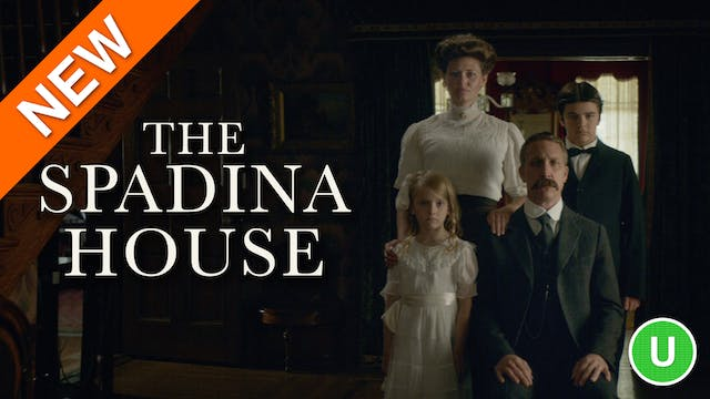 The Spadina House