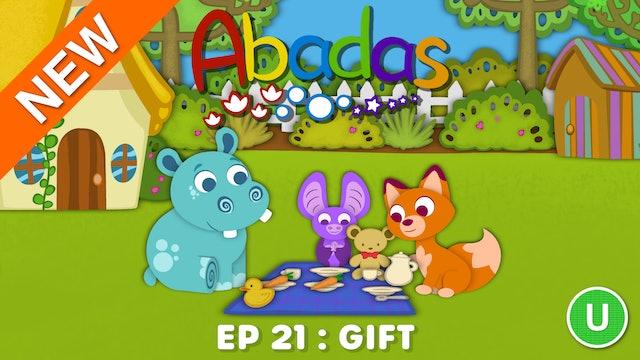 Abadas - Gift (Part 21)