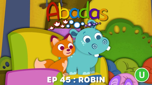 Abadas - Robin (Part 45)
