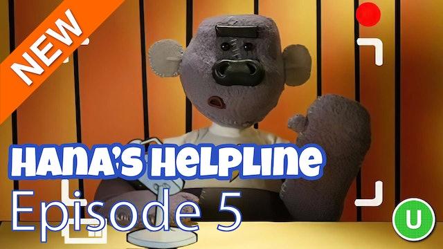 Hana's Helpline - Gorilla Crossing (Part 5)
