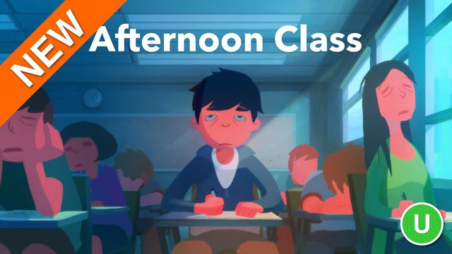 Afternoon Class