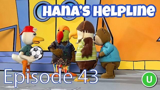 Hana's Helpline - Feather Brained (Part 43)
