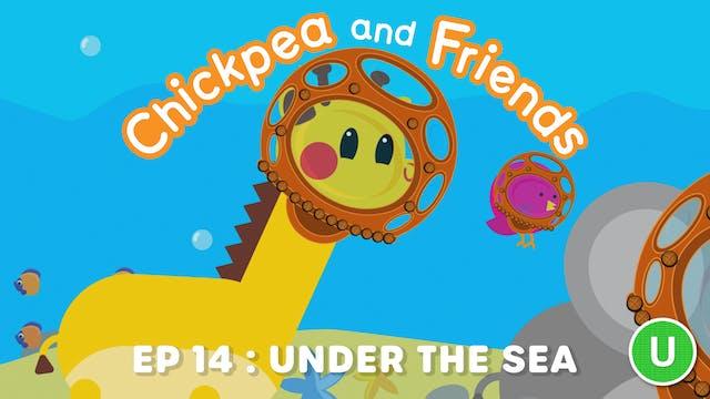 Chickpea & Friends - Under the Sea (P...