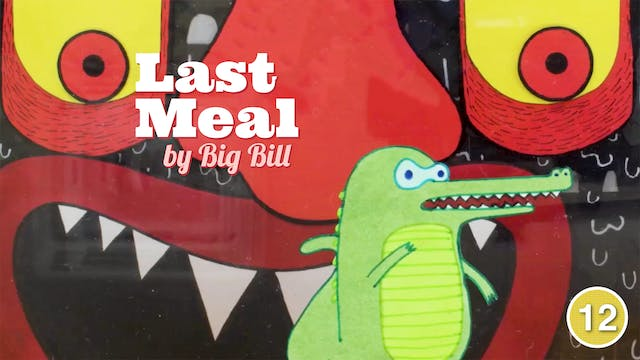 Big Bill - Last Meal