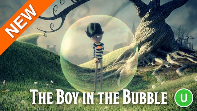 The Boy in the Bubble (Alan Rickman)