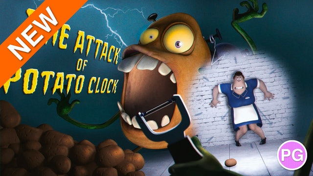 The Attack Of The Potato Clock