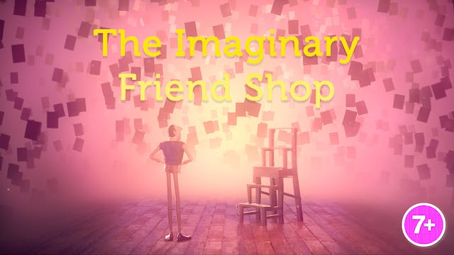 The Imaginary Friend Shop