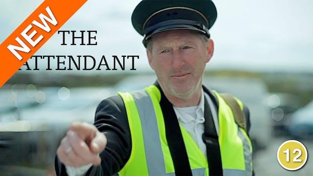 The Attendant (Adrian Dunbar)