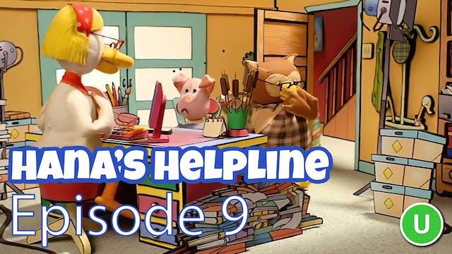 Hana's Helpline - Bubble Trouble (Par...