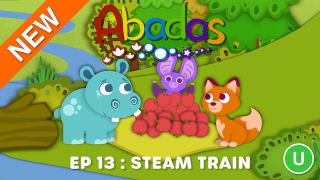 Abadas - Steam Train (Part 13)
