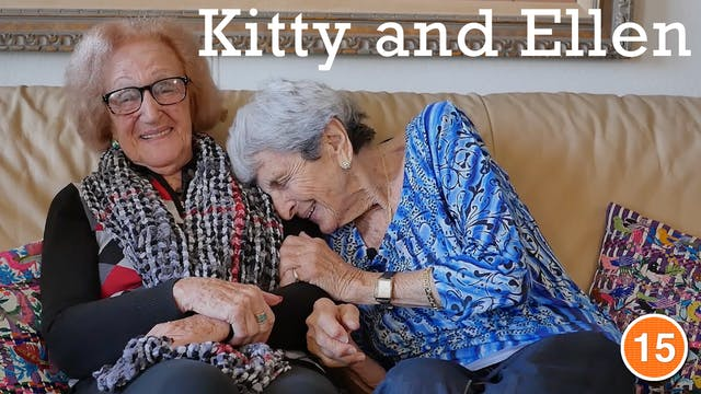 Kitty and Ellen