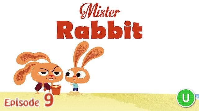 Mister Rabbit - The Sandcastle (Part 9)