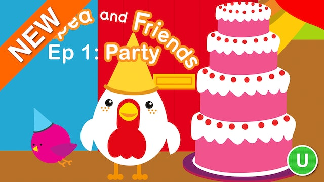 Chickpea & Friends - Party (Part 1)