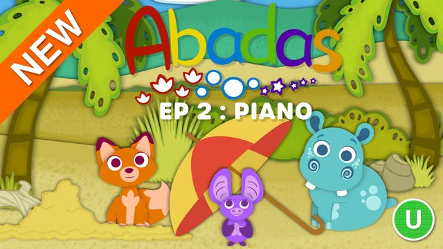 Abadas - Piano (Part 2)