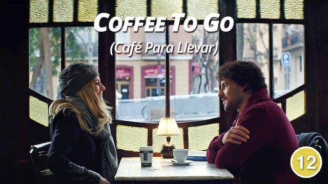 Coffee To Go (Alexandra Jiménez)