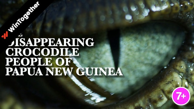 The Disappearing Crocodile People of Papua New Guinea