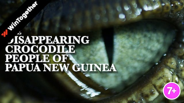 The Disappearing Crocodile People of ...