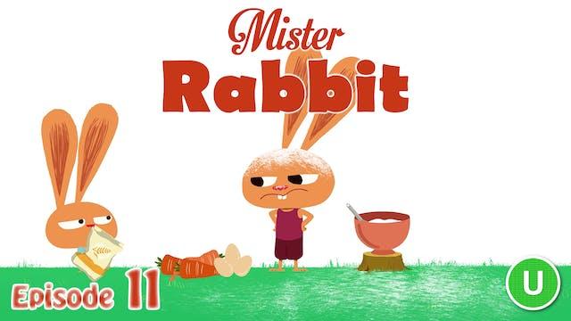 Mister Rabbit – The Cake (Part 11)