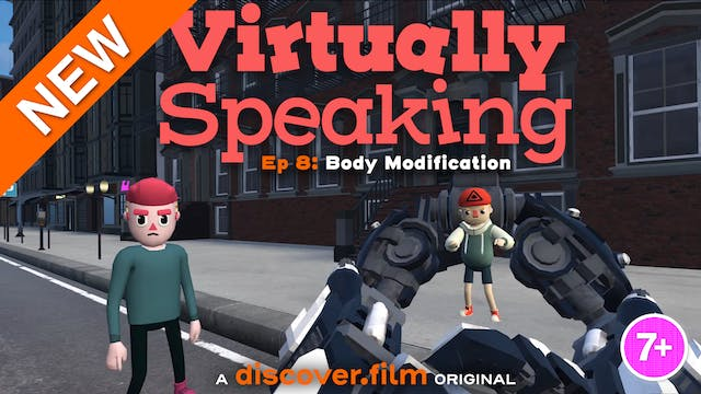 Virtually Speaking - Body Modificatio...