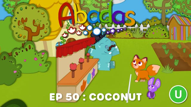 Abadas - Coconut (Part 50)