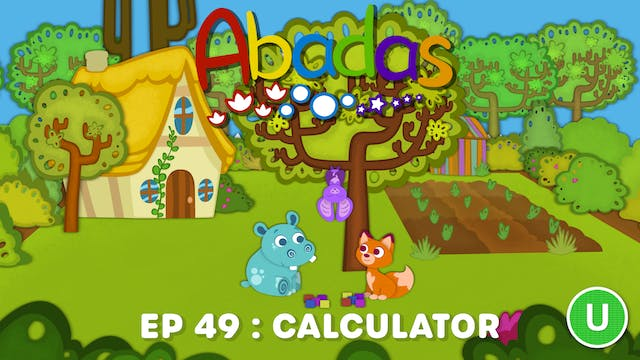 Abadas - Calculator (Part 49)