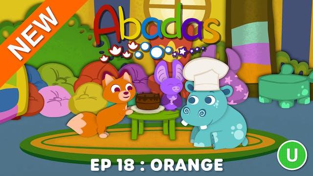 Abadas - Orange (Part 18)