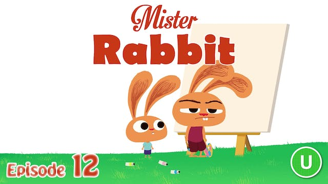 Mister Rabbit – The Painting (Part 12)
