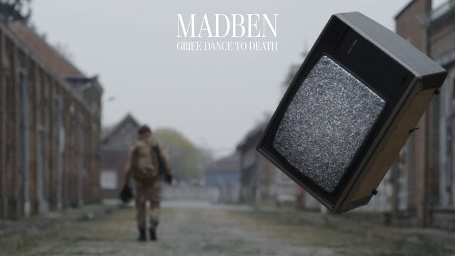 Madben - Grief, dance to death