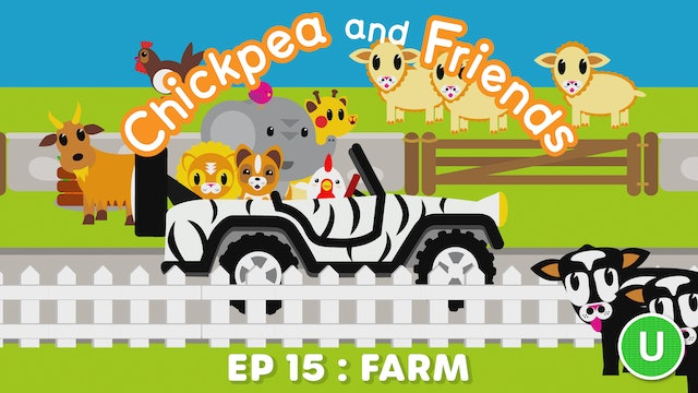 Chickpea & Friends - Farm (Part 15)