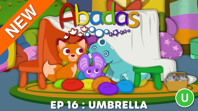 Abadas - Umbrella (Part 16)