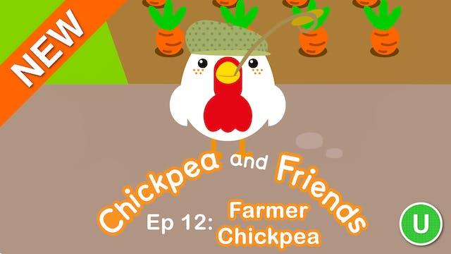 Chickpea & Friends - Farmer Chickpea ...