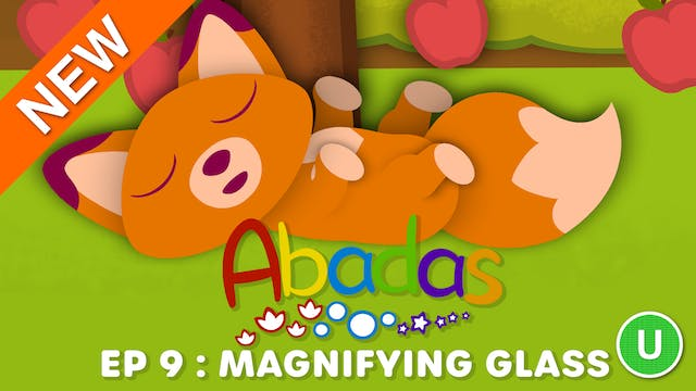 Abadas - Magnifying Glass (Part 9)