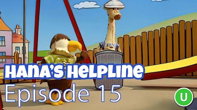 Hana's Helpline - High and Seek (Part 15)