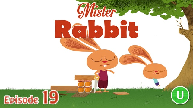 Mister Rabbit – DIY (Part 19)