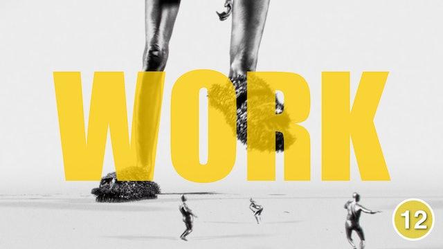 Work - Hasse de Moor & GLD
