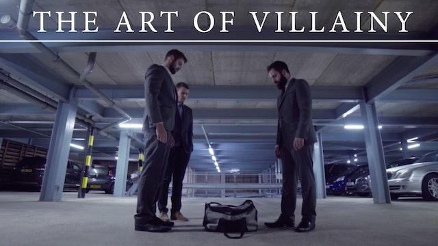 The Art Of Villainy | Fiat Panda Edition