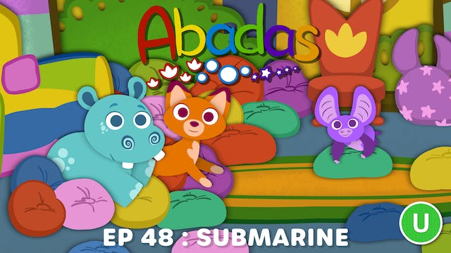 Abadas - Submarine (Part 48)