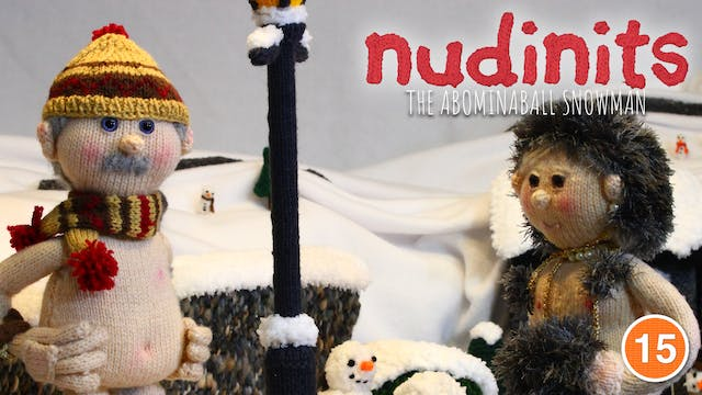 Nudinits: The Abominaball Snowman