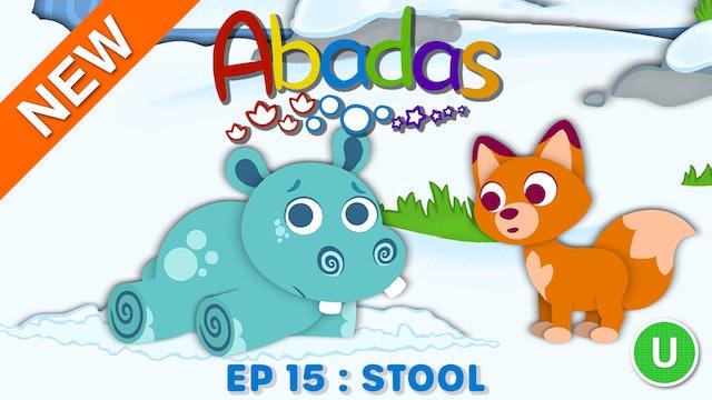 Abadas - Stool (Part 15)