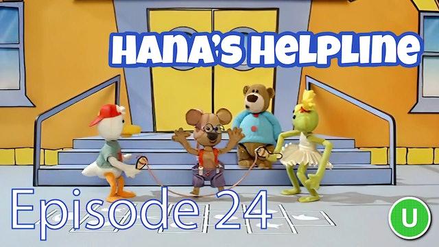 Hana's Helpline - Beware of the Bear (Part 24)