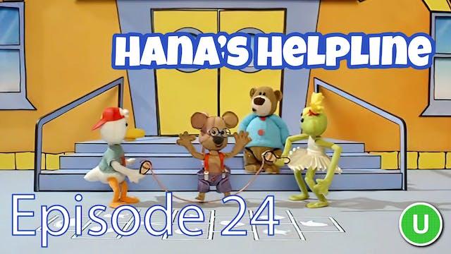 Hana's Helpline - Beware of the Bear ...