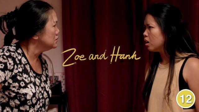 Zoe and Hahn