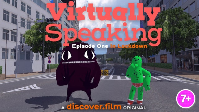 Virtually Speaking - In Lockdown (Part 1)